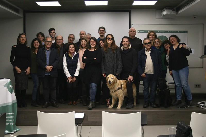 Foto grupal de la Asamblea anual en el COOOC